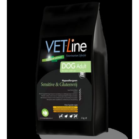 VET-Line Dog Adult Alle rassen Sensitive Glutenvrij Hypoallergeen