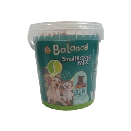 Small Bones Mix – also for Puppies